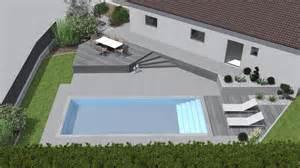 avant apr 232 s cr 233 er une piscine dans un jardin