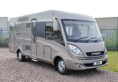 A Frame Homes by Hymer B Class B 594 Travelworld Motorhomes