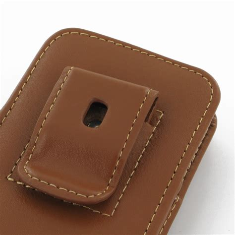 Exclusive Design Kulit For Iphone 5 5s Leather Black Or Brown iphone 5 5s pouch with belt clip brown pdair flip wallet
