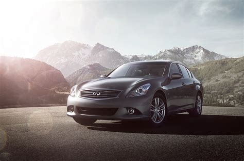 Infiniti Q40 2015 Infiniti Q40 Reviews And Rating Motor Trend