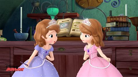 sofa the first sofia the first two sofias disney junior uk hd youtube