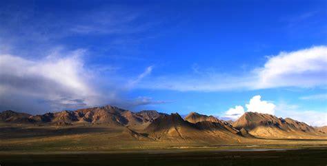 rugged asia treknature rugged mountains in tibet photo