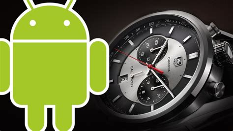 tag android tag heuer connected your guide to the tag android wear smartwatch
