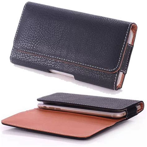 Pouch Leather Official Logo Xiaomi Redmi Note 4 buy wholesale phone clip from china phone