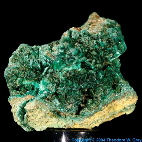what color is phosphorus sle of the element uranium in the periodic table