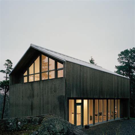 swedish farmhouse plans arkitekthus arkitektritade hus av claesson koivisto rune