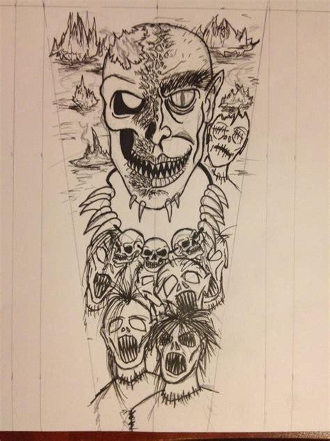 forearm tattoo design by brandonhenning on deviantart