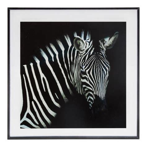 cornici bianco e nero cornice foto 28x28 zebra bianco e nero decorazioni
