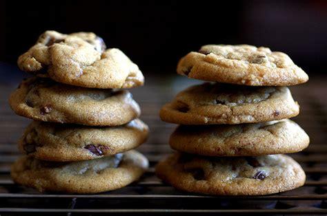 crispy chewy chocolate chip cookies smitten kitchen