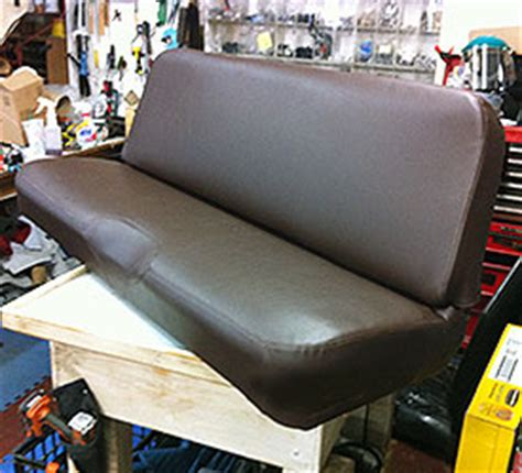 bench seat repair truck seat repair truck seat covers truck interiors