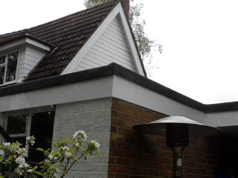 Shiplap Pvc Cladding Exterior by Shiplap Upvc Cladding In Crowthorne Berkshire