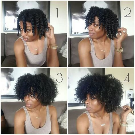 hairstyles for thin hair no heat diy no heat hot oil treatment for natural hair video