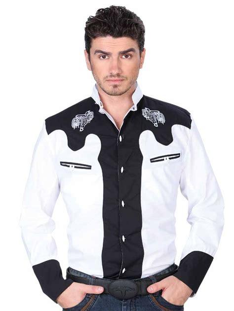 imagenes camisas vaqueras hombre mejores 8 im 225 genes de norte 241 o en pinterest camisas de