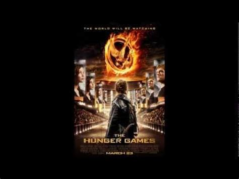 theme song from hunger games trailer full song official the hunger games trailer music 2011