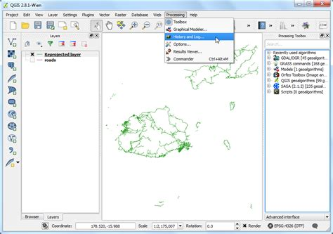qgis processing tutorial running and scheduling qgis processing jobs qgis