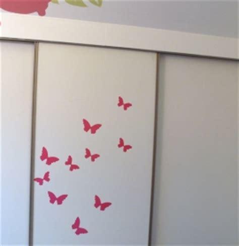 deco papillon chambre chambre deco papillon