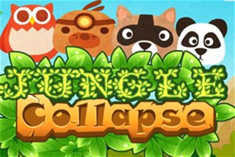 jungle collapse 2 get this fizzy game on your site jungle collapse match3 co uk