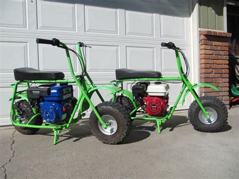 baja doodle bug mini bike top speed 6 5hp engine comet torq converter install how to helpful