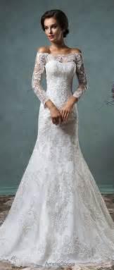 25 best ideas about lace wedding dresses on pinterest
