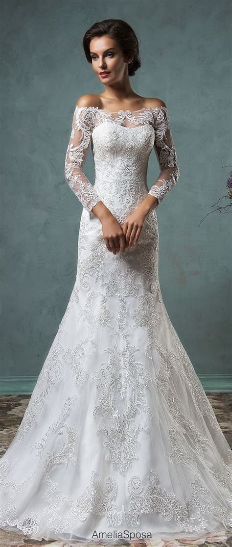 beautiful wedding dresses with lace 25 best ideas about lace wedding dresses on