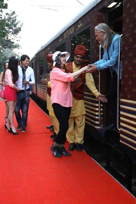 maharajas express train exterior maharajas express train exterior