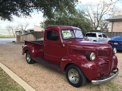 1946 dodge truck for sale photos technical