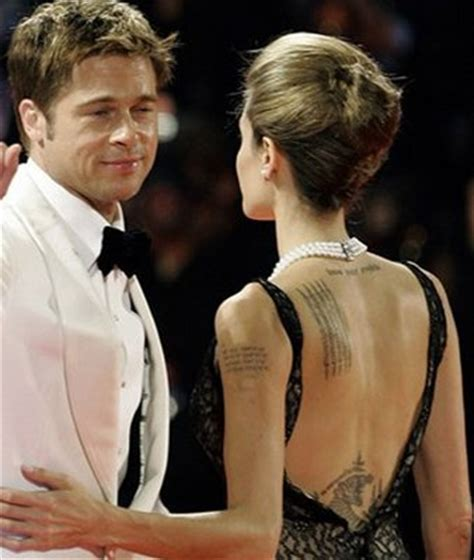 brad pitt wrist tattoo brad pitt and with wrist tattoos