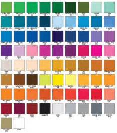 colors chart color chart