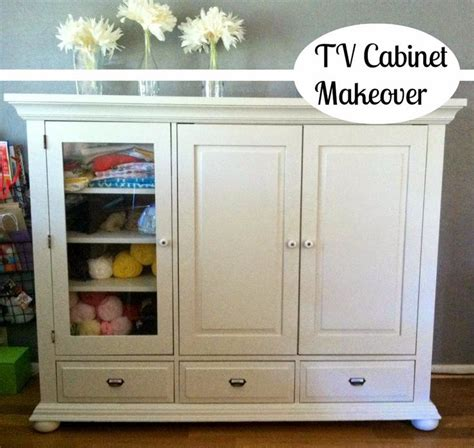 repurposed furniture ideas tv cabinet 31 best tv cabinet makeover images on pinterest