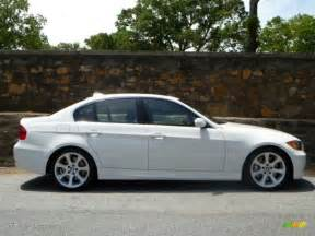 Bmw 335i 2008 Alpine White 2008 Bmw 3 Series 335i Sedan Exterior Photo