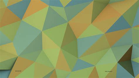 wallpaper polygon   wallpaper  green yellow