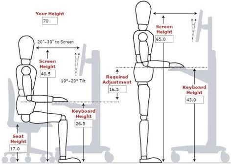 standing desk height calculator office desk height calculator 28 images office desk