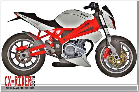 Motor V Ixion sketsa modifikasi v ixion teralis fighter cxrider