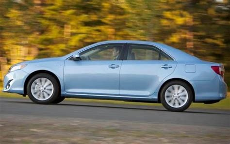 2012 Toyota Camry Hybrid Le 2012 Toyota Camry Hybrid Information And Photos