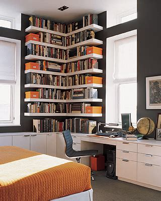 home office design books bookshelve ideas for home office