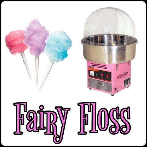 Carnival Backyard Party Fairy Floss Machine Hire Bounce Me Happy
