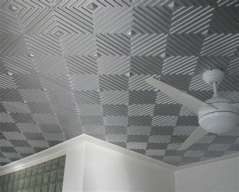 how to put out for a 2x2 ceiling tiles the wooden houses
