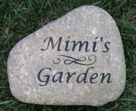 Engraved Rocks For Garden 30th Birthday Word Birthday Print 30th Birthday Gift Personalize