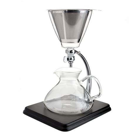 V60 Stainless Steel Coffee Dripper yama silverton stainless steel coffee tea dripper