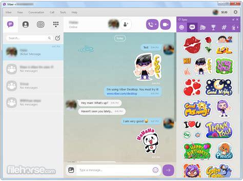 viber free for windows mobile viber for windows 7 5 0 for windows filehorse