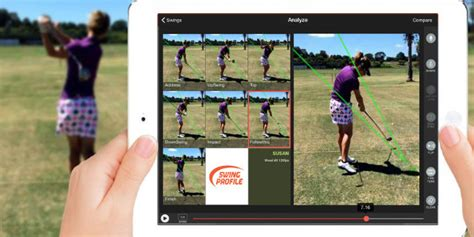 swing profile app reviews 6 golf swing analysers to help improve your game improve