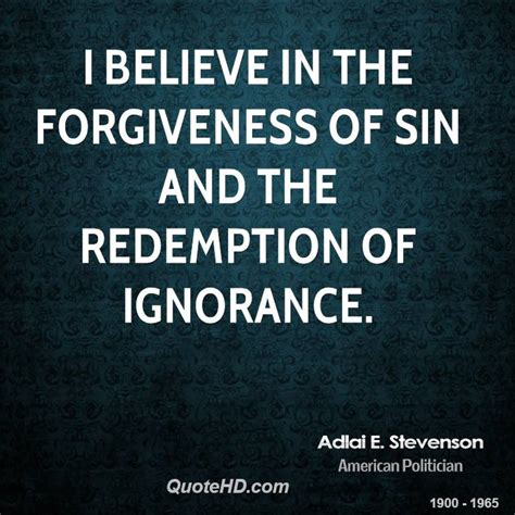 Quotes About Redemption And Forgiveness