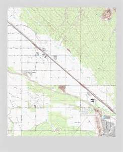 marana az topographic map topoquest
