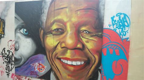 graffiti street art  hoardings kings square gloucest