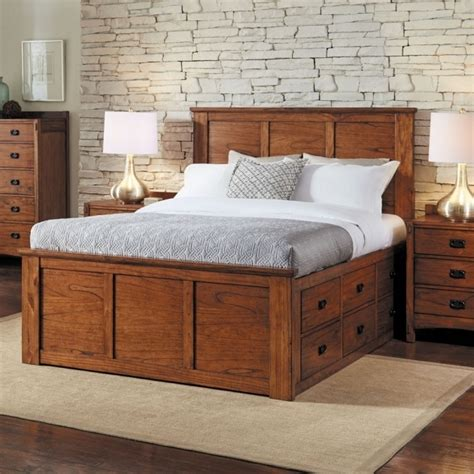 platform bed with drawers and bookcase headboard gray king size platform bed with drawers and bookcase
