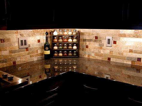 Glass Tile Backsplash Kitchen by Backsplash Tile Emily Interiors