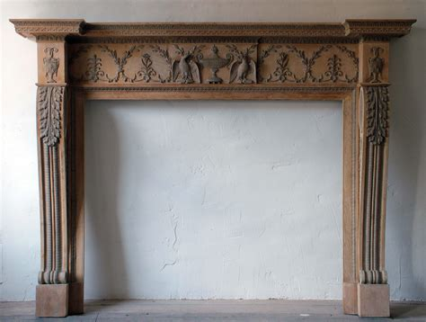 antique georgian fireplace no 12 thistle