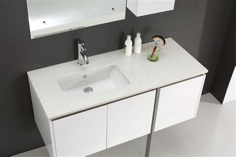 White Modern Bathroom Vanity by Merida 1200mm Luxury White Vanity For Modern Bathrooms