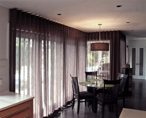 modern drapes window treatment modern window treatments curtains tedx designs