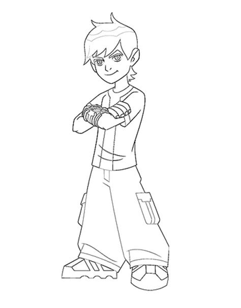 ben 10 painting free free coloring pages of ben ten ultimate waybig